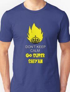 Go Super Saiyan T-Shirt