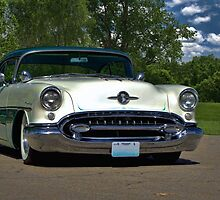 1955 Oldsmobile Holiday 88 by TeeMack
