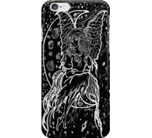 girl in the moon 2  iPhone Case/Skin