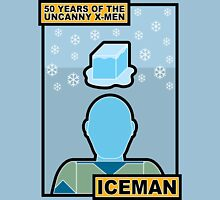 Uncanny X-Men 50th Anniversary - Iceman Unisex T-Shirt