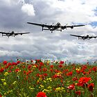 Lancaster Remembrance by James Biggadike