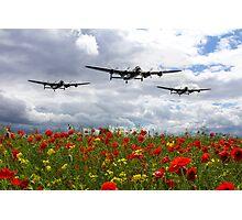 Lancaster Remembrance Photographic Print