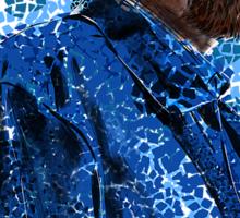 Walter White - Crystal Blue Persuasion Sticker