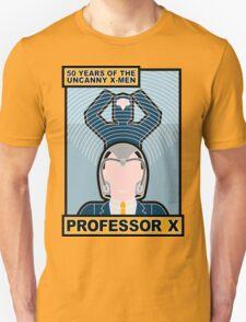 Uncanny X-Men 50th Anniversary - Professor X T-Shirt