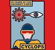 Uncanny X-Men 50th Anniversary - Cyclops Unisex T-Shirt