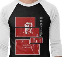 Steven Gerrard 2- YNWA  Men's Baseball ¾ T-Shirt