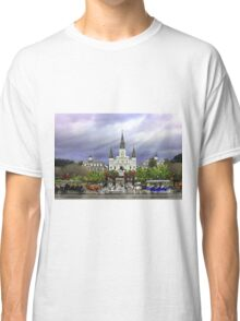 In Christmas Mist Classic T-Shirt