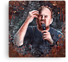 Louis C.K. - Comic Timing Canvas Print