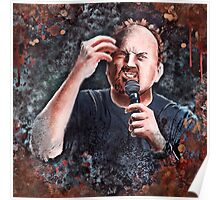 Louis C.K. - Comic Timing Poster