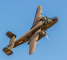 B-25J Mitchell 44-29507/PH-XXV by Colin Smedley