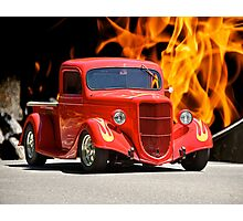 1935 Ford Pick-Up Truck II Photographic Print