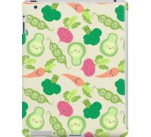 VEGETABLE PARTY! iPad Case/Skin