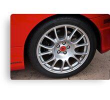 2001 Ferrari F1 360 Spider IV Canvas Print