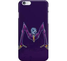 M is for Mummified Slender Man iPhone Case/Skin