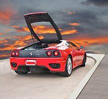 2001 Ferrari F1 360 Spider II by DaveKoontz