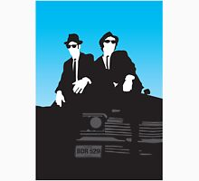 Blues Brothers Minimalist Image Classic T-Shirt
