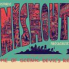 Visit Historic Innsmouth by Chris Schweizer