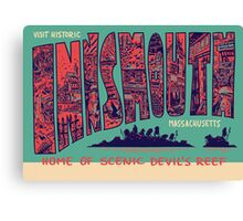 Visit Historic Innsmouth Canvas Print
