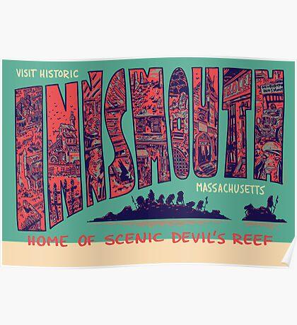 Visit Historic Innsmouth Poster