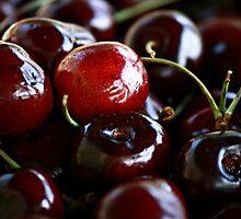Traverse City Cherries by pratt1ak