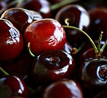 Traverse City Cherries by pratt1ak