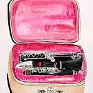 Box of Memories - My clarinet by Nira Dabush