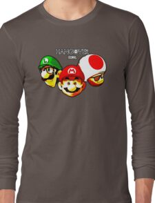 The Hangover Bros. Long Sleeve T-Shirt