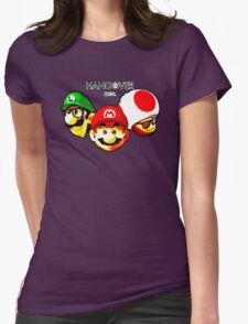 The Hangover Bros. Womens Fitted T-Shirt