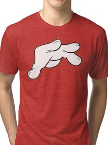 The Hand of Fate Tri-blend T-Shirt