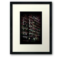 Hotel Chelsea New York City Framed Print