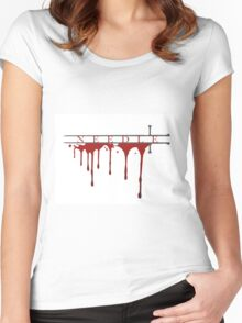 Needle Women's Fitted Scoop T-Shirt