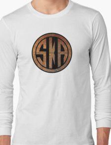 Cool Ska Rusty Ring Long Sleeve T-Shirt