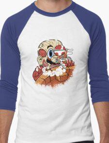 Attack On Plumber Men's Baseball ¾ T-Shirt