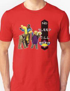 No Sleep Till Bespin - Beastie Boys trippin' in Cloud City T-Shirt