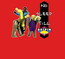 No Sleep Till Bespin - Beastie Boys trippin' in Cloud City Unisex T-Shirt