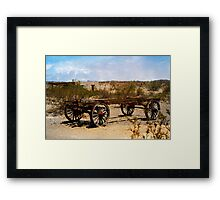 Adobe Memories Framed Print