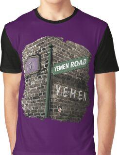 Friends: 15, Yemen Road, Yemen Graphic T-Shirt