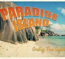 Seychelles paradise by leksele