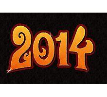 New Year Photographic Print