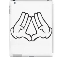 Dope Hands Triangle iPad Case/Skin
