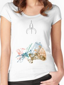 Choose Your Own Adventure Women's Fitted Scoop T-Shirt