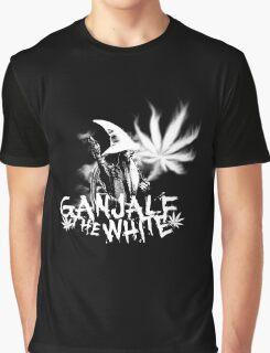 Ganjalf the White Graphic T-Shirt