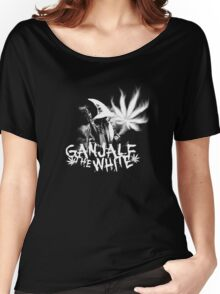 Ganjalf the White Women's Relaxed Fit T-Shirt