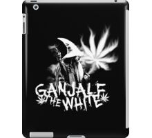 Ganjalf the White iPad Case/Skin