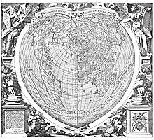 World Map 1566 Photographic Print