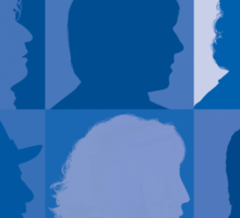 Doctors in Profile Sticker