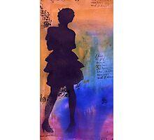 I Just Wanna Dance-WIP Photographic Print