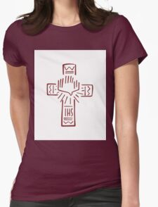 Religious Cross illustration T-Shirt