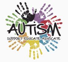 Autism Handprint by AngelGirl21030