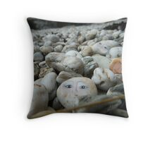 I choose to see within..... Throw Pillow